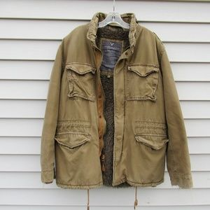 American Eagle AE Military Utility Jacket X-Large